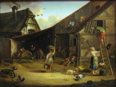 Налоги средневековой и древней Руси - барщина и оброк: это сколько и чем отличаются