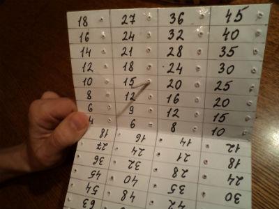 Изучаем математику в игровой форме: как ребенку быстро выучить таблицу умножения