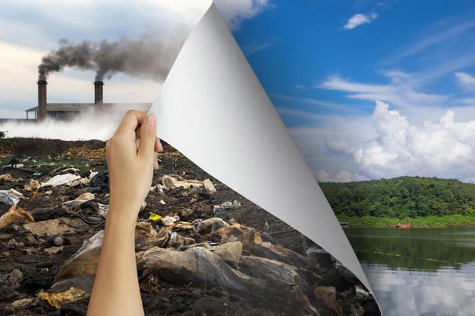 Очистка окружающей среды