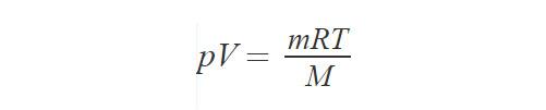Уравнение Менделеева-Клапейрона