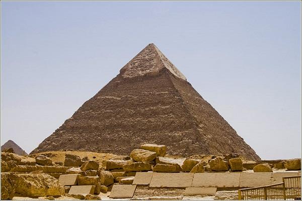 Пирамиды Хефрена