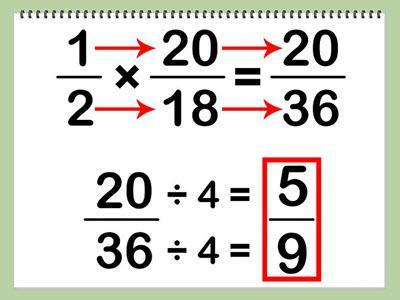 правила деления целых чисел
