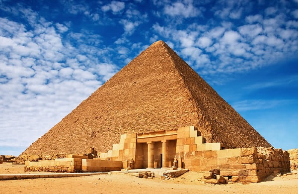 пирамида Хуфу
