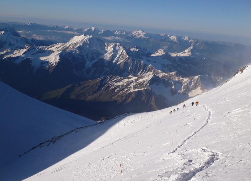 Самые высокие горы России и их высота, таблица, фото
