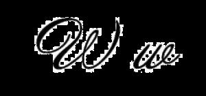 Буква «w»