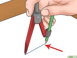 как найти площадь равностороннего треугольника