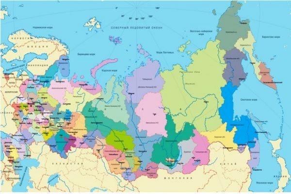 республики россии список