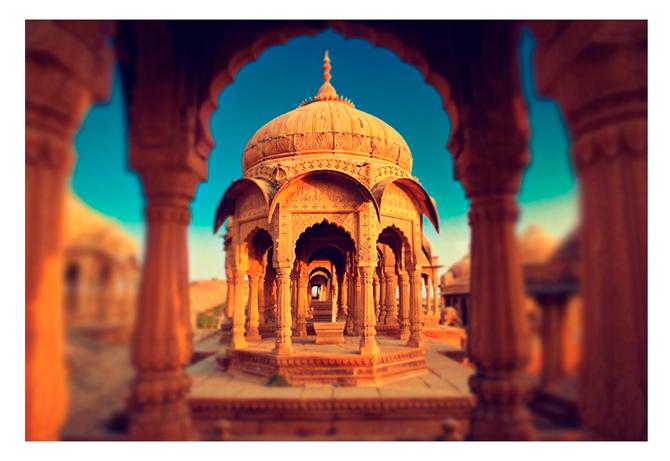 Постройки Индии