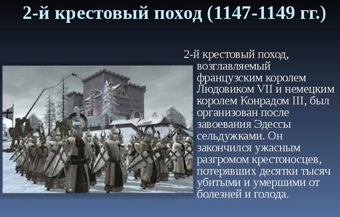 Второй крестовый поход