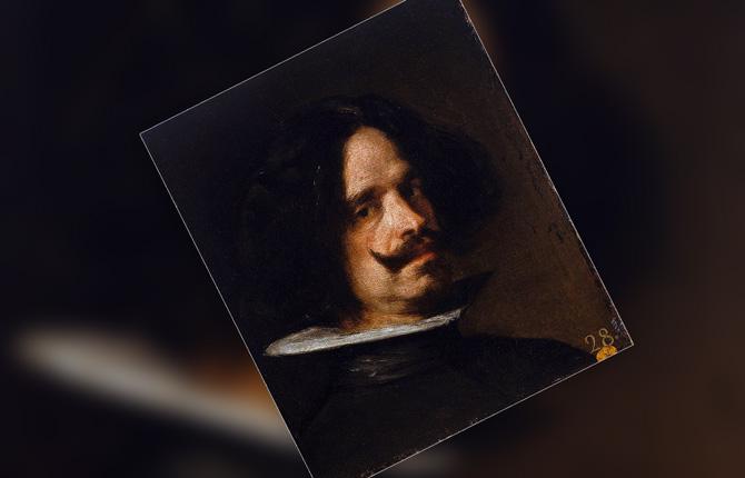Диего Веласкес Автопортрет. 1640 г.