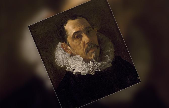 Портрет Франсиско Пачеко. Около 1623 г.