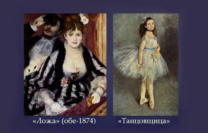 Картины Огюст Ренуара