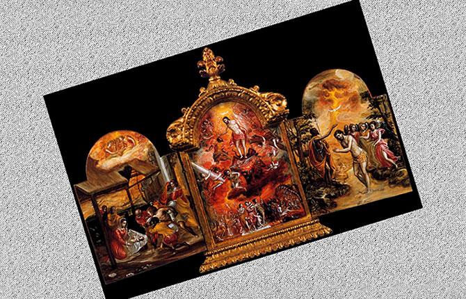 Эль Греко Моденский триптих
