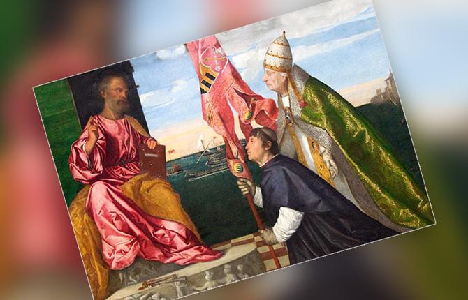 Картины Тициана