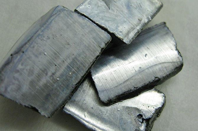 Металлический калий