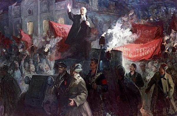 Почему произошла Октябрьская революция 1917 года: кратко – причины, ход, итоги