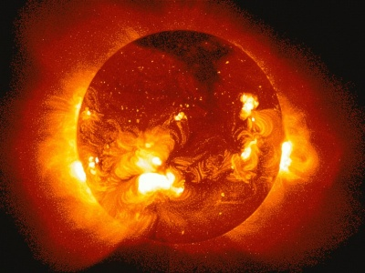 Как измеряется температура Солнца на поверхности