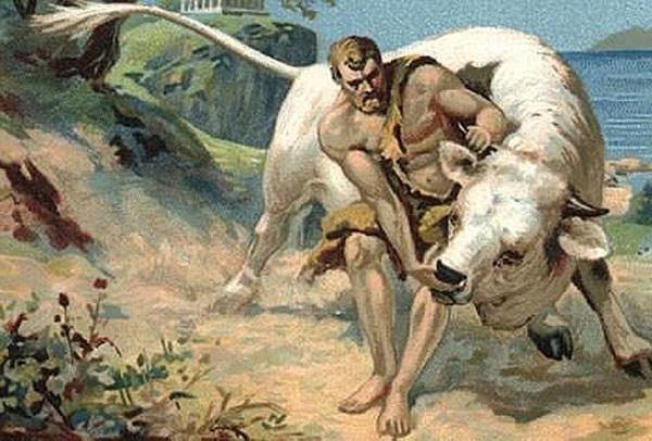 Критский бык