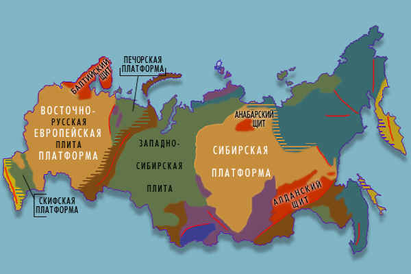восточно-европейская равнина