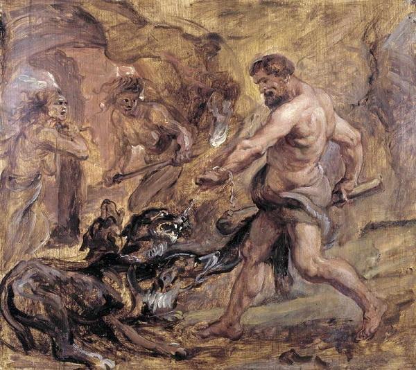 Похищение Цербера
