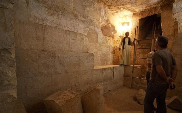 Для чего и как строили пирамиды в Древнем Египте
